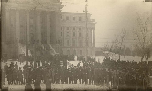 Surrender of the Populist faction, Topeka, Kansas - Page