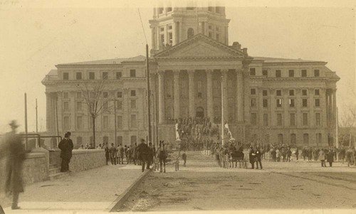 Reopening the Kansas Statehouse, Topeka, Kansas - Page