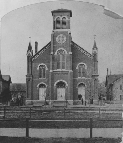 Assumption Catholic Church and parochial school - Page