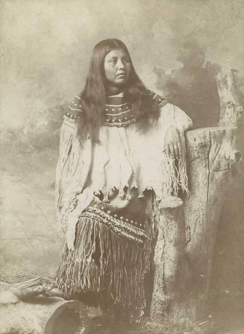 "Ramona ""Apache Princess"" - Page"