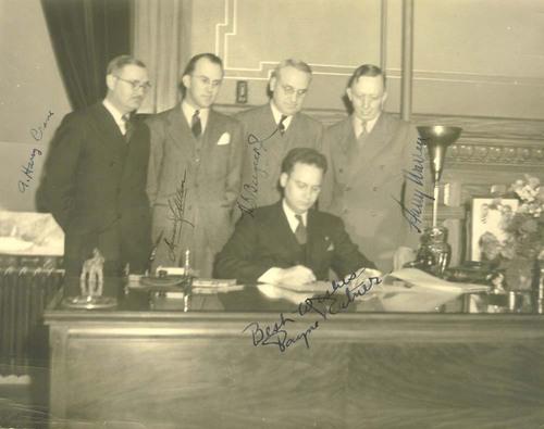 Payne Ratner, Kansas Governor - Page