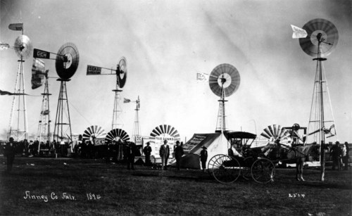 Display of windmills, Finney County, Kansas - Page