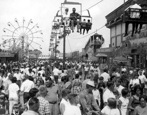Midway carnival rides - Page