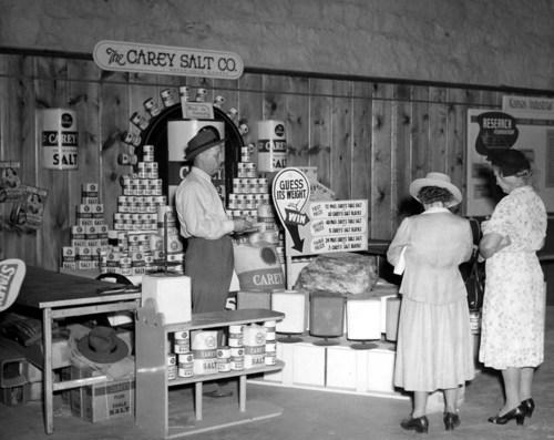 Carey Salt Company exhibit - Page