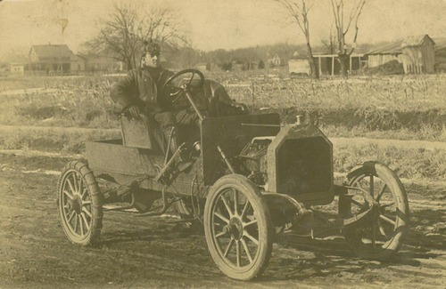 A Sellers Motor Car Company automobile, Hutchinson, Kansas - Page