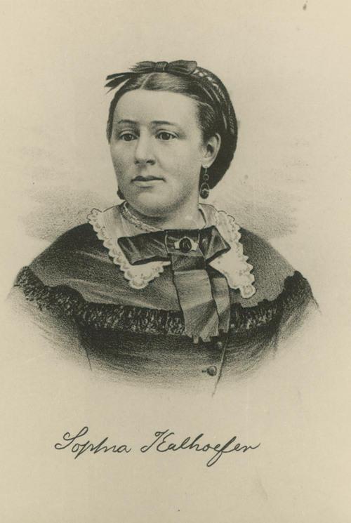 Sophia Brockmeyer Hollenberg Kalhoefer - Page