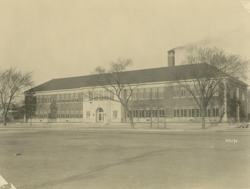 Monroe School in Topeka, Kansas - Page