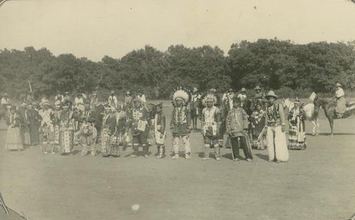 Pottawatomie Indian fair - Page