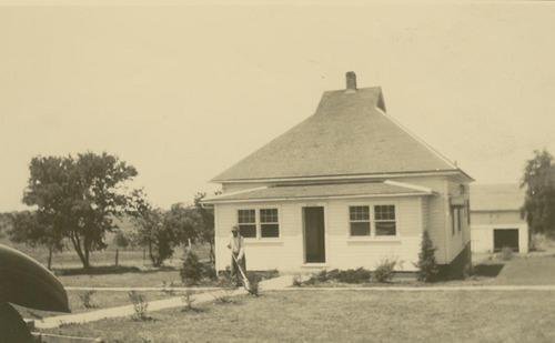 Pottawatomie Indian Agency Building, Mayetta, Kansas - Page