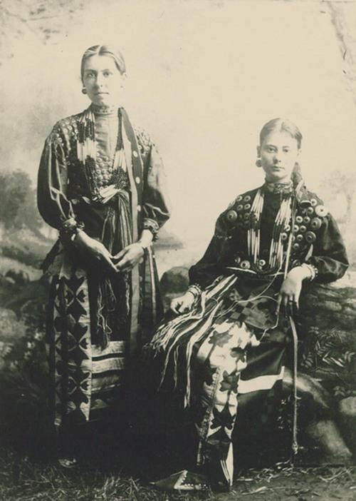 Pottawatomie Indian women - Page
