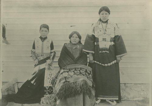 Pottawatomie children - Page