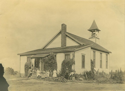 Pottawatomie Indian Mission church - Page