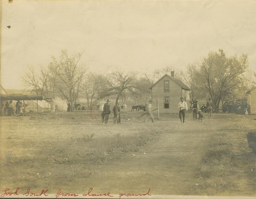 Pottawatomie Indian reservation, Jackson County, Kansas - Page