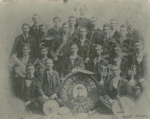 Gaman's Military Band. - Page