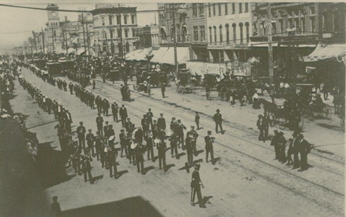 2nd Regiment Band of Emporia in Topeka, Kansas - Page