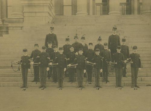 2nd Regiment Bugle Corps, Topeka, Kansas - Page