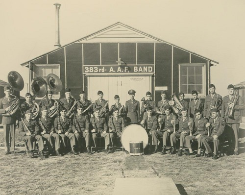 383rd Army Air Force Band, Winfield, Kansas - Page