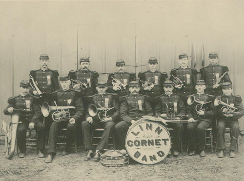 Linn Cornet Band, Washington County, Kansas - Page