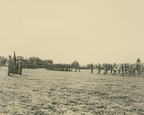 10th Infantry Band, Fort Riley, Kansas - Page