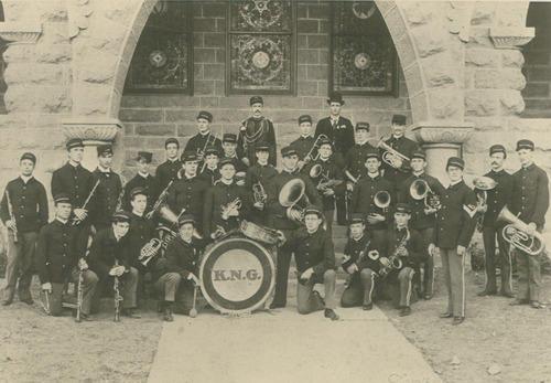 161st Field Artillery Band, Emporia, Kansas - Page