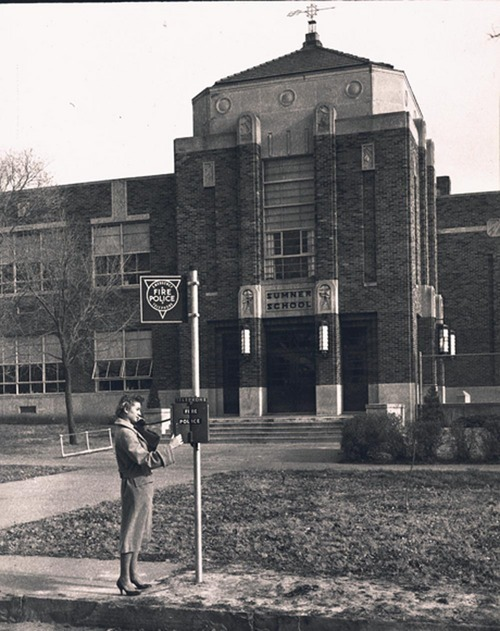 Sumner School, Topeka, Kansas - Page