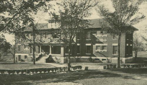 Osawatomie State Hospital, Osawatomie, Kansas - Page