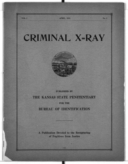 Criminal X-Ray - Page