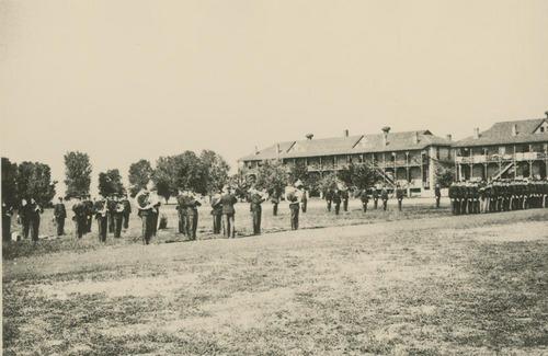 Military parade, Fort Riley, Kansas - Page