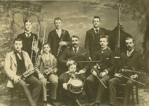 Beeson's Orchestra, Dodge City, Kansas - Page