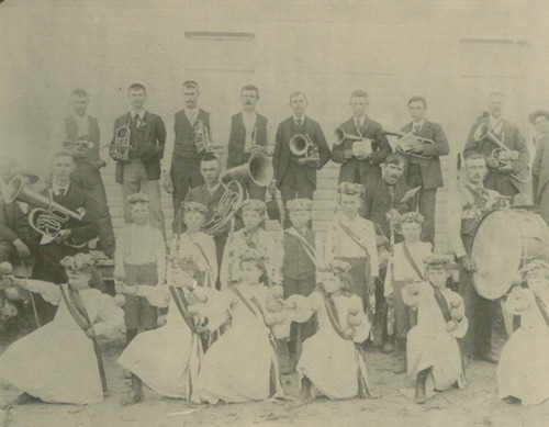 Big Timber Band, Decatur County, Kansas - Page