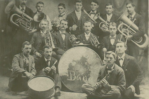 Bonner Springs Band, Bonner Springs, Kansas - Page