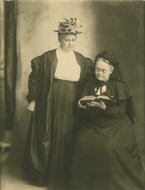 Susan C. Sorgatz and Carry Amelia Nation - Page