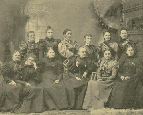 Woman's Christian Temperance Union - Page