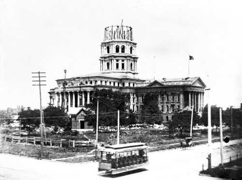 Dome construction, Topeka, Kansas - Page