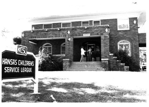 Kansas Children's Service League, Topeka, Kansas - Page