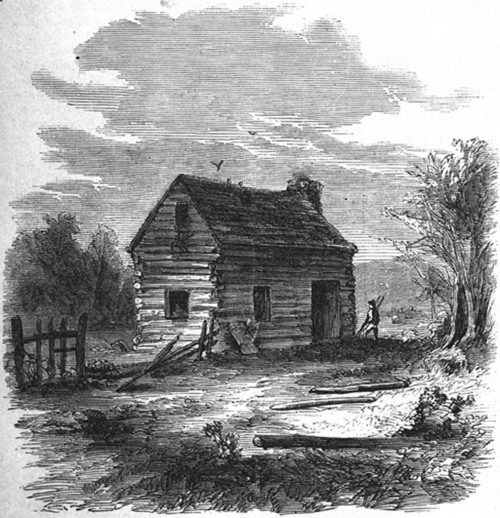 House in which John Brown's pikes were found - Page