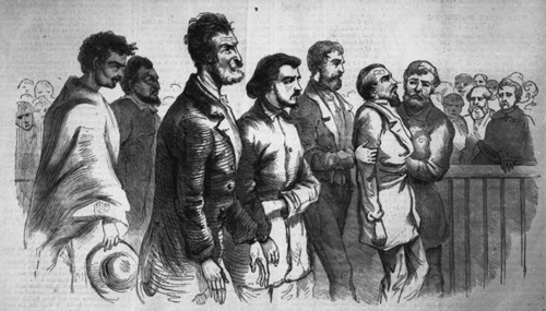 The arraignment of John Brown - Page
