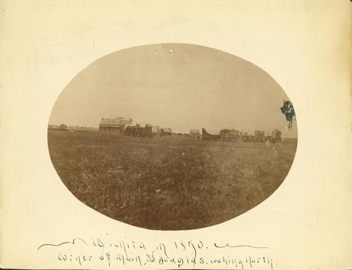 Wichita, Kansas, 1870 - Page