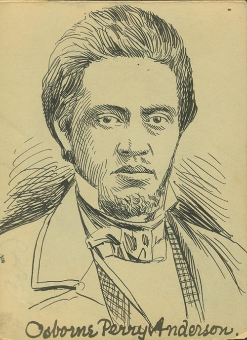 Osborne Perry Anderson - Page