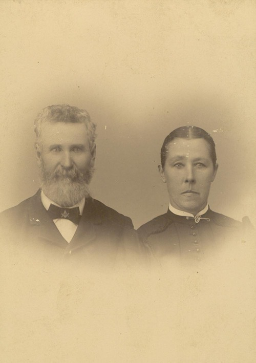 George B. Gill and wife - Page