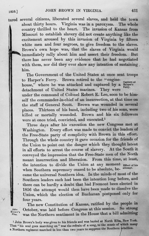 John Brown's Pike - Page