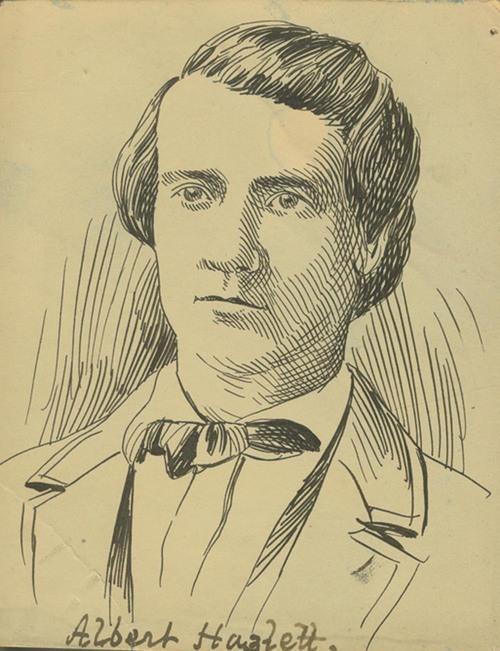 Albert Hazlett - Page