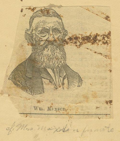 William Maxson - Page