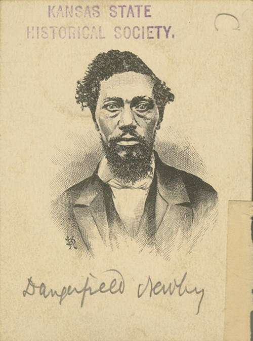 Dangerfield Newby - Page