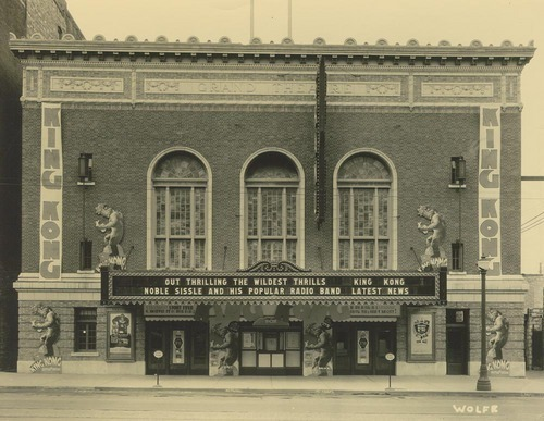 Fox-Grand Theater, Topeka, Kansas - Page