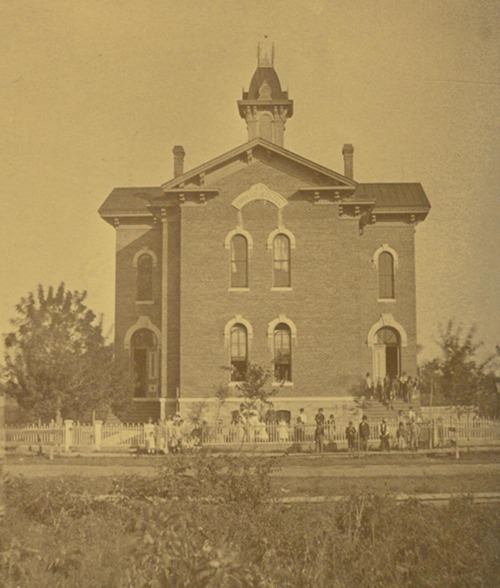 Quincy School - Page
