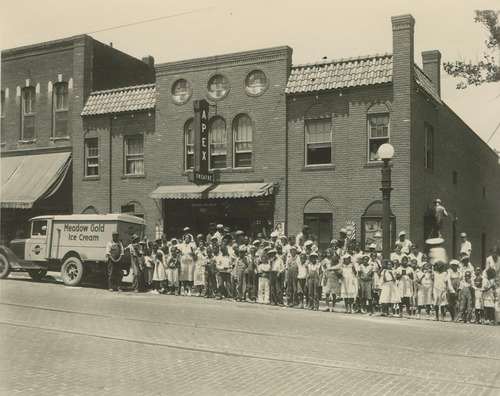Apex Theater, Topeka, Kansas - Page