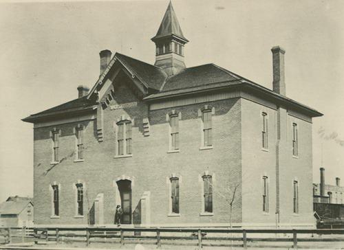Madison School - Page