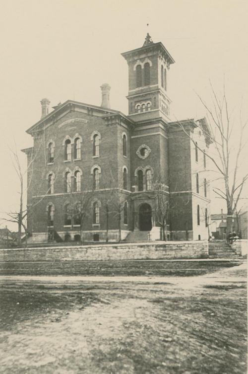 Lincoln Grade School - Page