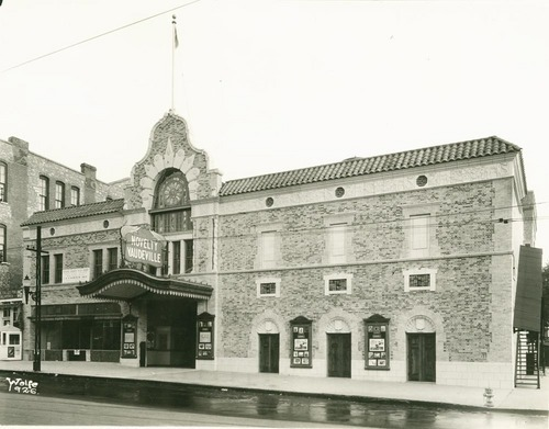 Novelty Vaudeville Theater, Topeka, Kansas - Page